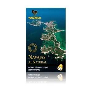 NAVAJAS AL NATURAL (5-7 piezas) VENGARCO