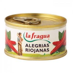 ALEGRÍAS RIOJANAS - LA FRAGUA