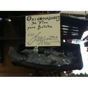 OXIGENADOR-AIREADOR DE VINO DE BOTELLA