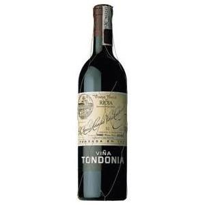 TONDONIA RESERVA 2001 Bot. 3/8 (0.375 l.)